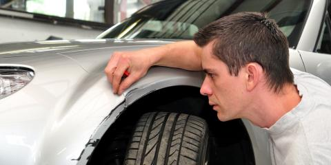 Why You Should Never Neglect Collision Repair, Galesburg, Illinois