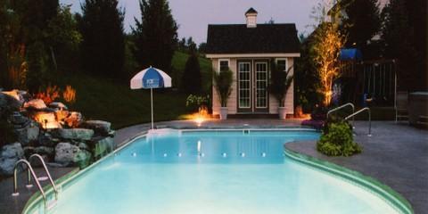 Closing your inground pool, Greece, New York