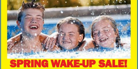 Spring Wake-up Sale, East Rochester, New York