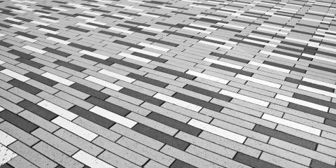 Make a Bold Statement With a Decorative Concrete Driveway, Norwood, Ohio