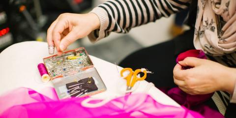 Enroll in Block of the Month Sewing Classes at Luke's Sewing Centers, Covington, Kentucky