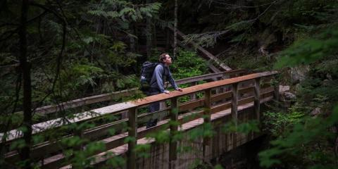 Calling All Hikers & Leafers: Book Your Fall Cabin Retreat!, Clinton, Washington