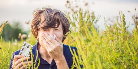 5 Ways to Manage Allergies in the Fall, De Soto, Missouri
