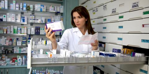 Behind the Scenes Look at Your Local Pharmacy, Princeton, West Virginia
