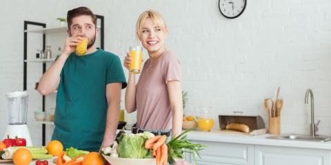 7 Essential Vitamins Your Body Needs Daily, Cincinnati, Ohio