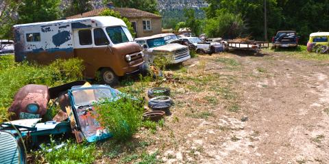 5 Reasons to Get Rid of Junk Cars Before Selling Your Home, Philadelphia, Pennsylvania