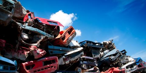 What Types of Metal Can Be Recycled From Cars?, Philadelphia, Pennsylvania