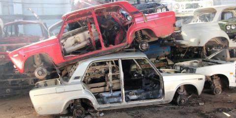3 Steps to Take Before Selling a Junk Car, Philadelphia, Pennsylvania