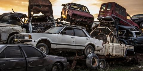 5 Major Benefits of Selling a Junk Car, Philadelphia, Pennsylvania