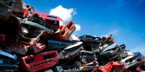 Junk Cars & Trucks: Some Recycling Facts & Benefits, Philadelphia, Pennsylvania
