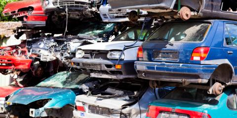 Junk Cars & Beyond: Some Auto Recycling Facts, Philadelphia, Pennsylvania