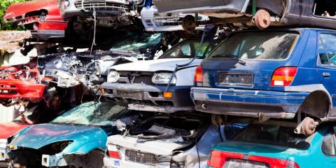 Junk Cars & Beyond: Some Auto Recycling Facts, Philadelphia, Pennsylvania