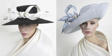 Look & Feel Gorgeous With Kentucky Derby Hat Fashions From Marilyn's, Naples, Florida