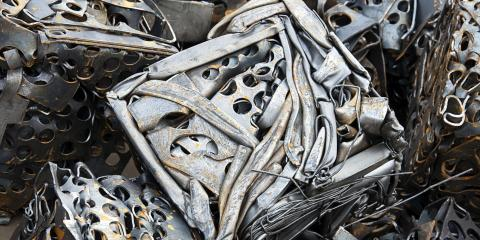 4 Types of Scrap Metal That Can Be Recycled, Goshen, Ohio