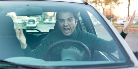 4 Tips for Dealing With Aggressive Drivers, Phoenix, Arizona