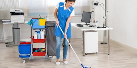 Top 3 Reasons to Leave Your Office Cleaning to a Professional Service, Tempe, Arizona
