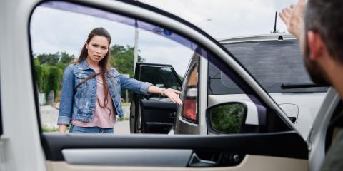 Who Is Responsible If You're Hit by a Rideshare Driver?, Phoenix, Arizona