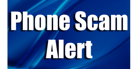 New Phone Scam Spoofs Your Own Number, Oakhurst-North Fork, California