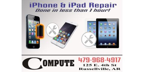 iPhone / iPad Repair, Russellville, Arkansas