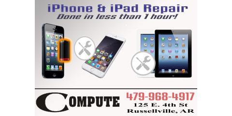 iPhone / iPad Repair, Russellville, Arkansas