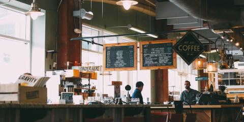 Bru Cafe, Cafes & Coffee Houses, Restaurants and Food, New York, New York