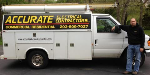 Accurate Electrical Contractors, Electricians, Services, Prospect, Connecticut