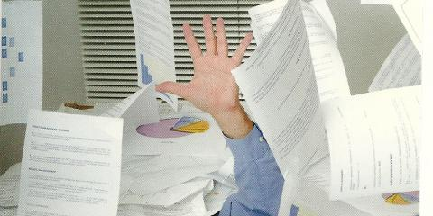 Divide & Conquer: Paperwork Help to Get Your Office Back in Order, Northeast Dallas, Texas
