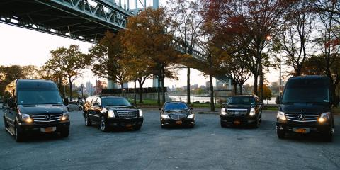 Official Black Car Service for UNIQUE RIDES with Will Castro, Queens, New York