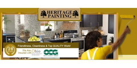 Heritage Painting, Exterior Painters, Services, Cincinnati, Ohio