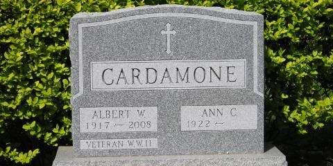 Custom Grave Monuments Offer Unique & Beautiful Tributes, Webster, New York