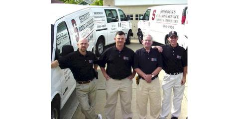 Shirden's Carpet Cleaning, Carpet and Upholstery Cleaners, Services, Hebron, Kentucky