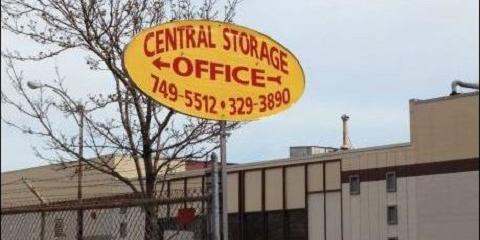 Central Storage, Self Storage, Services, Rochester, New York