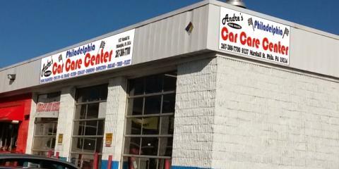 Andre's Philadelphia Car Care Center, Auto Repair, Services, Philadelphia, Pennsylvania
