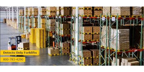 Why Your Business Should Have a Fork Lift Warning System, Blue Ash, Ohio