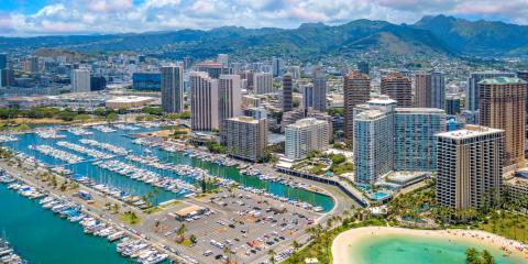 3 Fun Facts About Waikiki Beach, ,