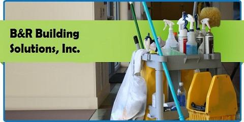 B&R Building Solutions, Inc., Building Cleaning Services, Services, Raleigh, North Carolina
