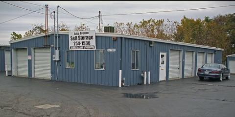 What size storage unit do you need? , Rochester, New York