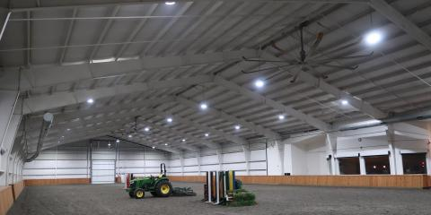 Why choose LED lighting for your Barn, Littleton, Colorado