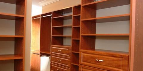 Cincinnati Closets®, Closet & Wardrobe Contractors, Services, Covington, Kentucky