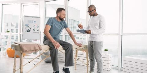 Why You Should Share Your Medical History With your Physical Therapist or Massage Therapist, High Point, North Carolina