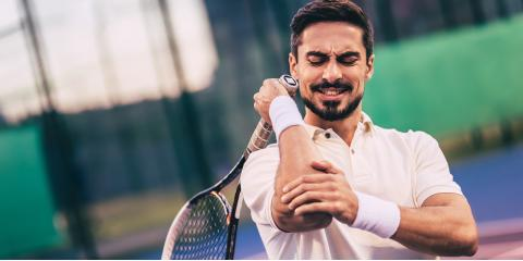 What Is Tennis Elbow? Physical Therapists Explain, Andalusia, Alabama