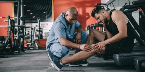3 Steps to Recover From a Knee Injury, Dalton, Georgia