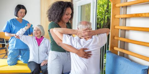 Why Should Seniors Attend Physical Therapy?, Douglas, Georgia