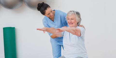 Celebrate National Physical Therapy Month With Hughes Health & Rehabilitation, West Hartford, Connecticut