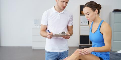 What to Expect From Physical Therapy After Knee Surgery, Warsaw, New York