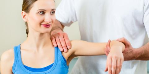 Physical Therapy Clinic's Guide to Frozen Shoulder Syndrome, Cornelia, Georgia