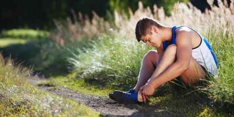 How Can You Tell if You Have a Broken or Sprained Ankle?, Monticello, Utah
