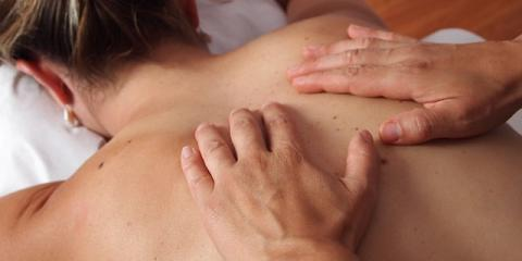 ​5 Health Benefits of Massage Therapy, Cambridge, Massachusetts