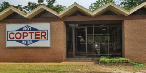 Copter Pest Control, Pest Control, Services, Enterprise, Alabama