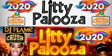 Join Orange Crush Live August 1st for Litty Palooza, ,